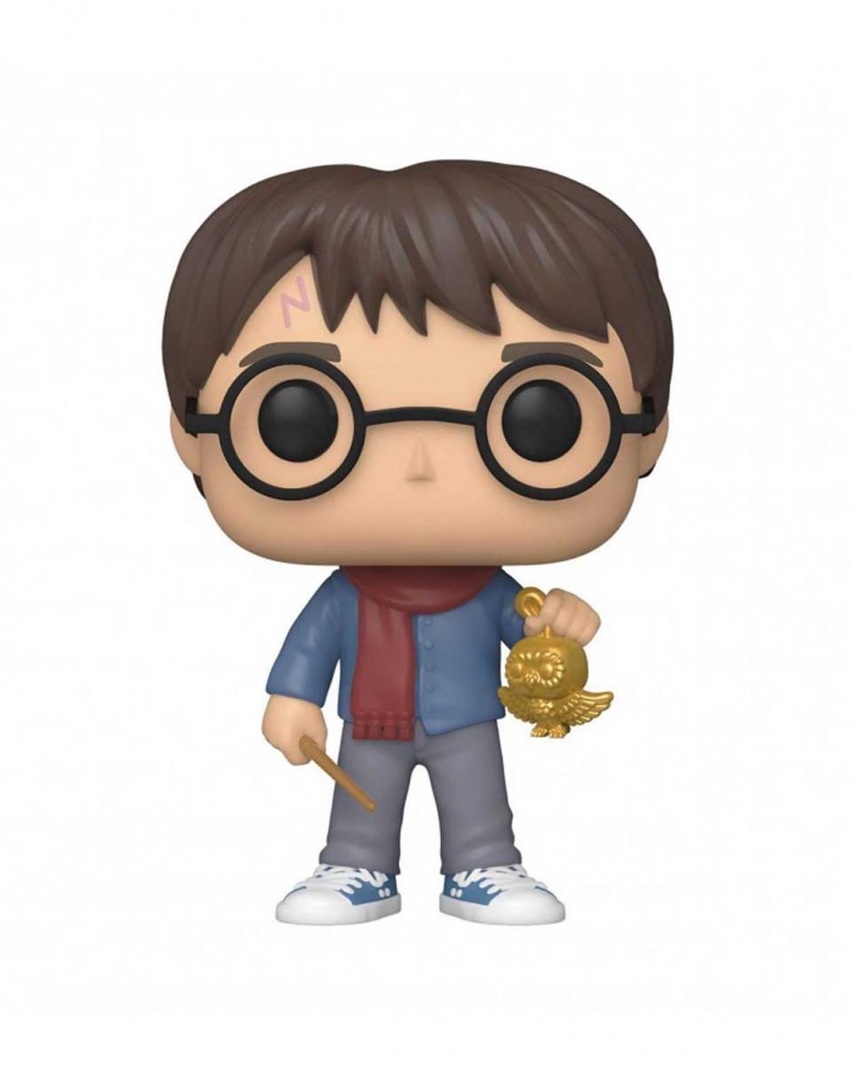 Bobble Figure Harry Potter Holiday POP! - Harry Potter