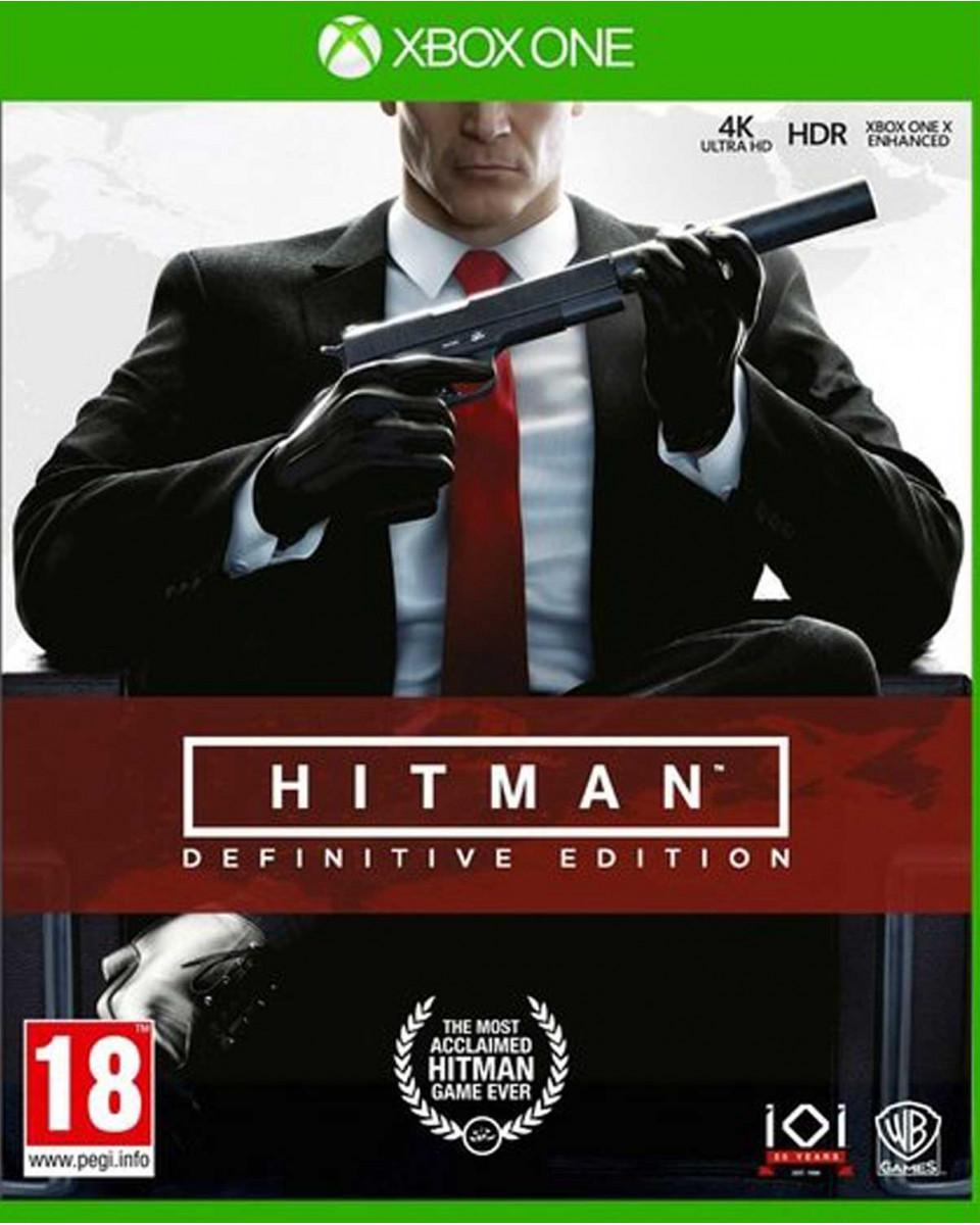 XBOX ONE Hitman - Definitive Edition