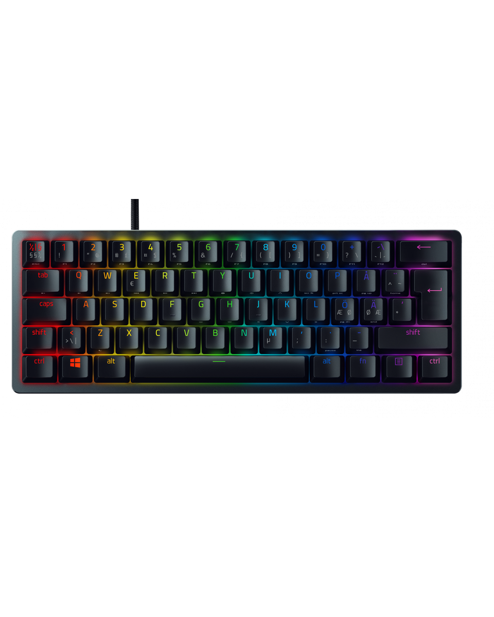 Tastatura Razer Huntsman Opto Mini 60% Mechanical Tactile Clicky Purple