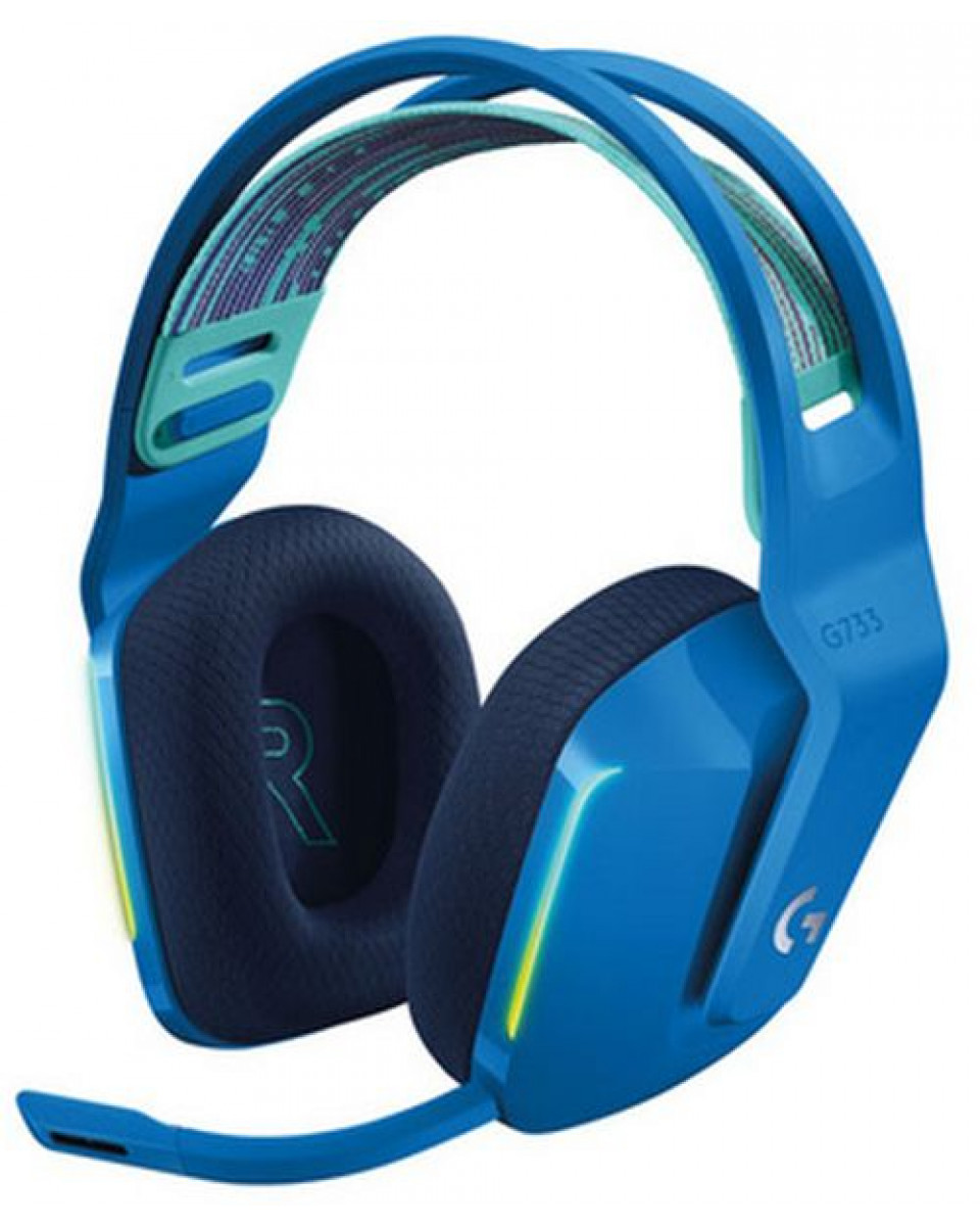 Slušalice Logitech G733 Blue