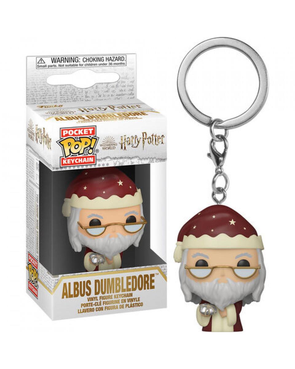 Privezak Harry Potter Holiday POP! - Albus Dumbledore