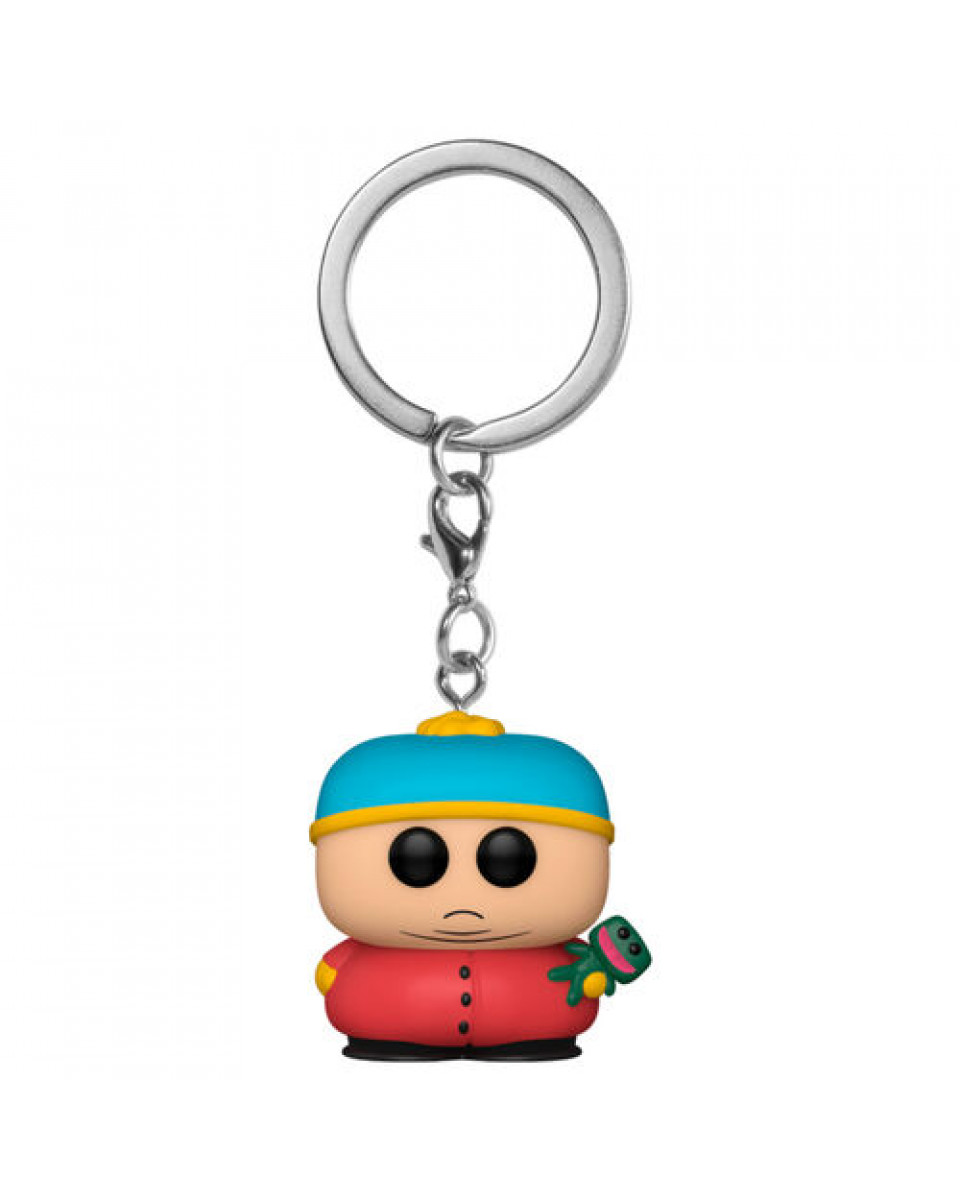 Privezak Pocket South Park POP! - Cartman with Clyde