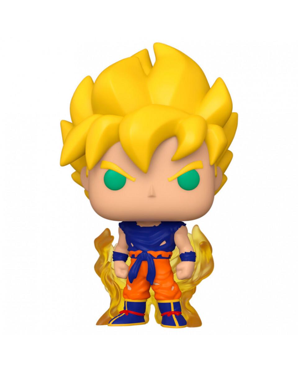 Bobble Figure Dragon Ball Z POP! - SS Goku (First Appearance)