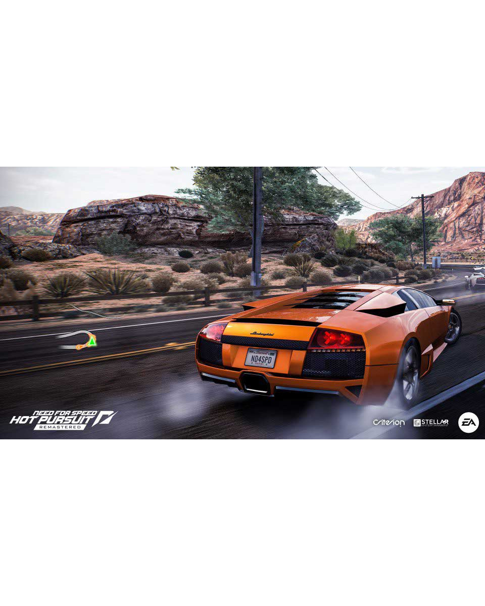 PS4 Need for Speed: Hot Pursuit - Remastered