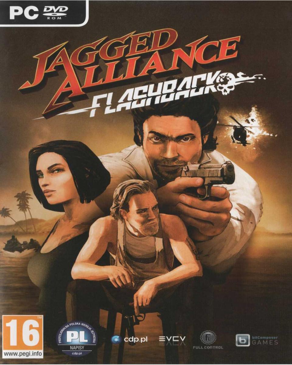 PCG Jagged Alliance - Flashback