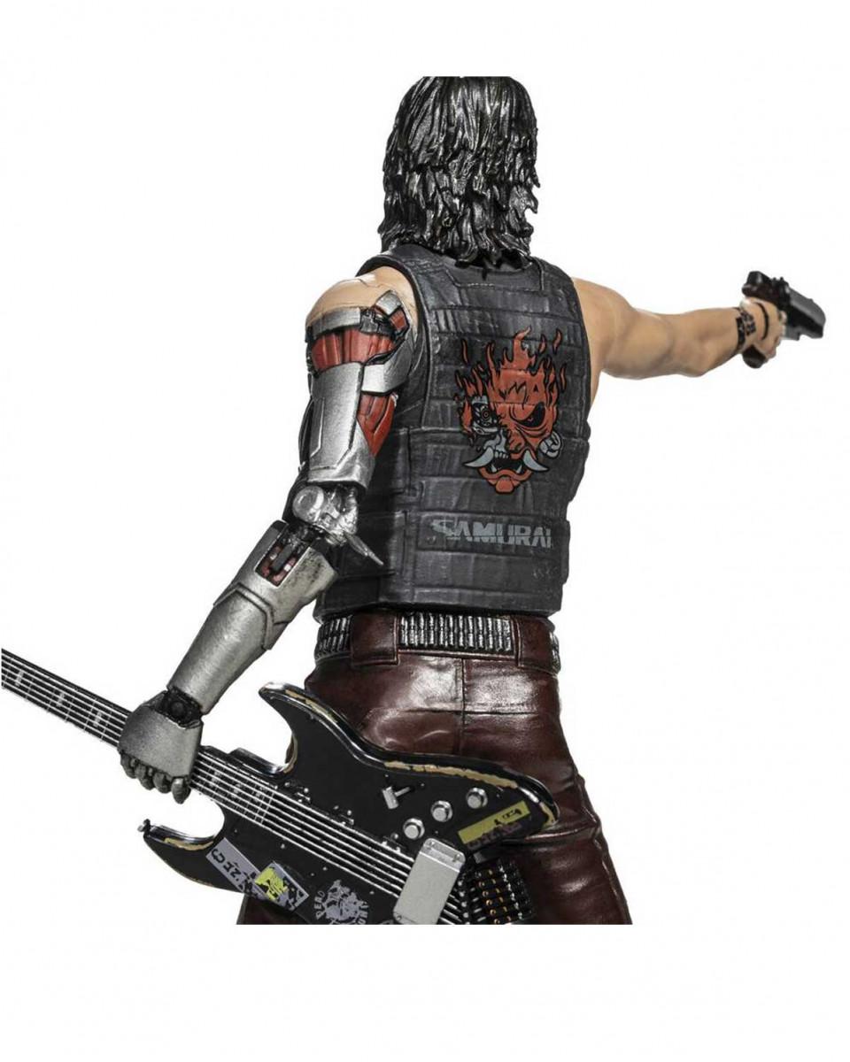 Statue Cyberpunk 2077 - Johnny Silverhand