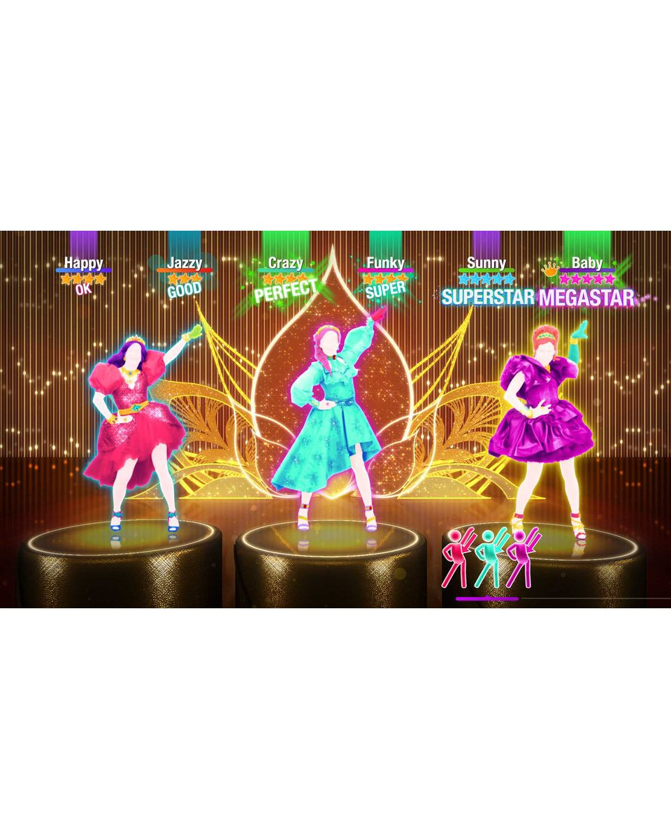 PS5 Just Dance 2021