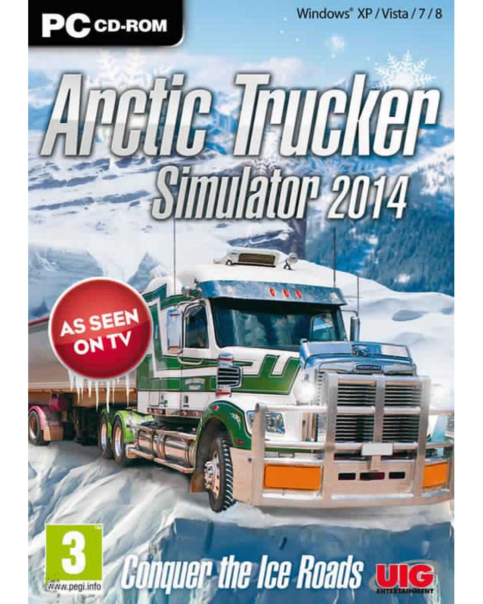 PCG Arctic Trucker - The Simulation