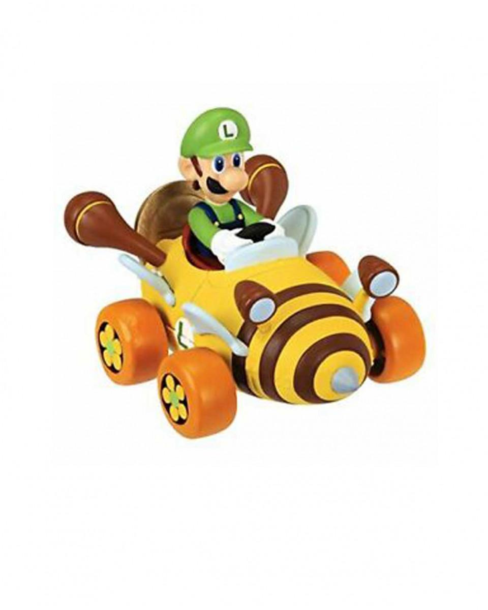 Mini Figure Super Mario Coni Racers - Luigi