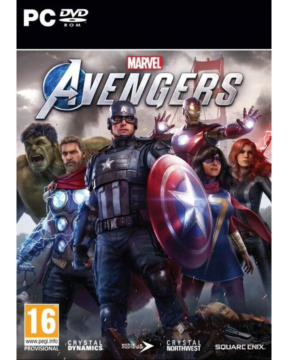 PCG Marvel's Avengers