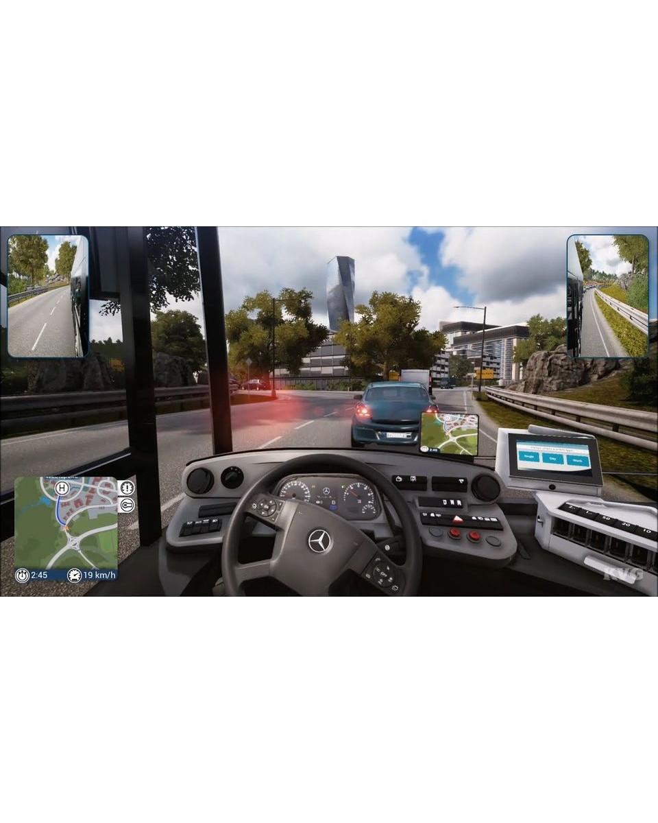 PS4 Bus Simulator