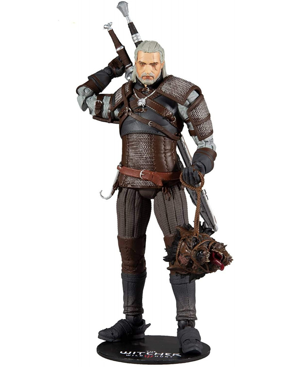 Action Figure The Witcher - Geralt