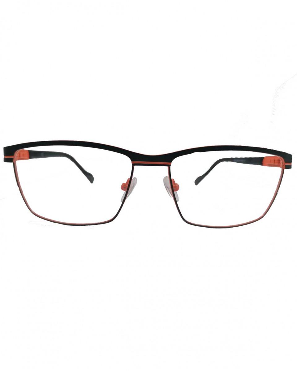 Zaštitne naočare Spawn C1B - crno-narandžaste