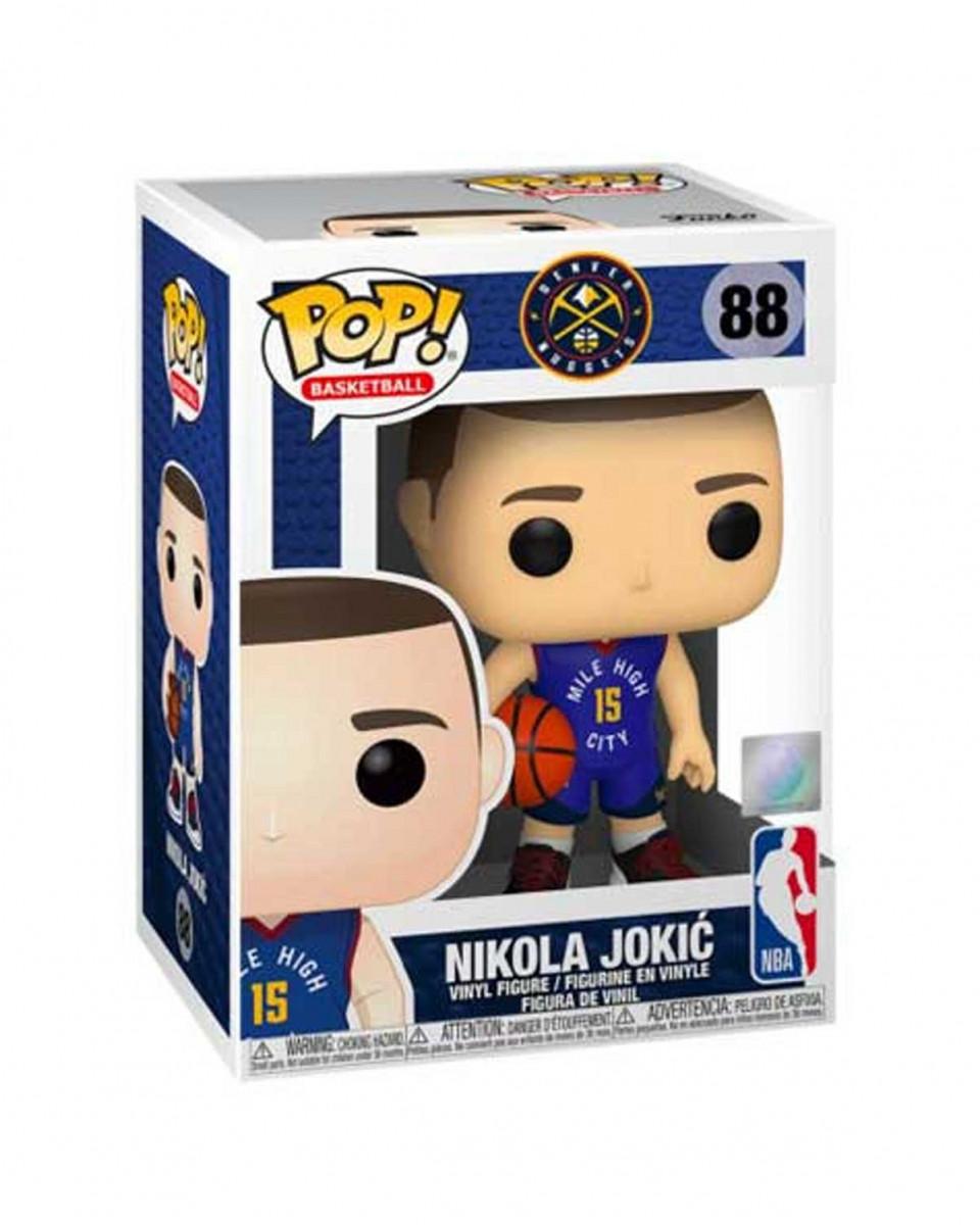 Bobble Figure NBA Nuggets POP! - Nikola Jokić