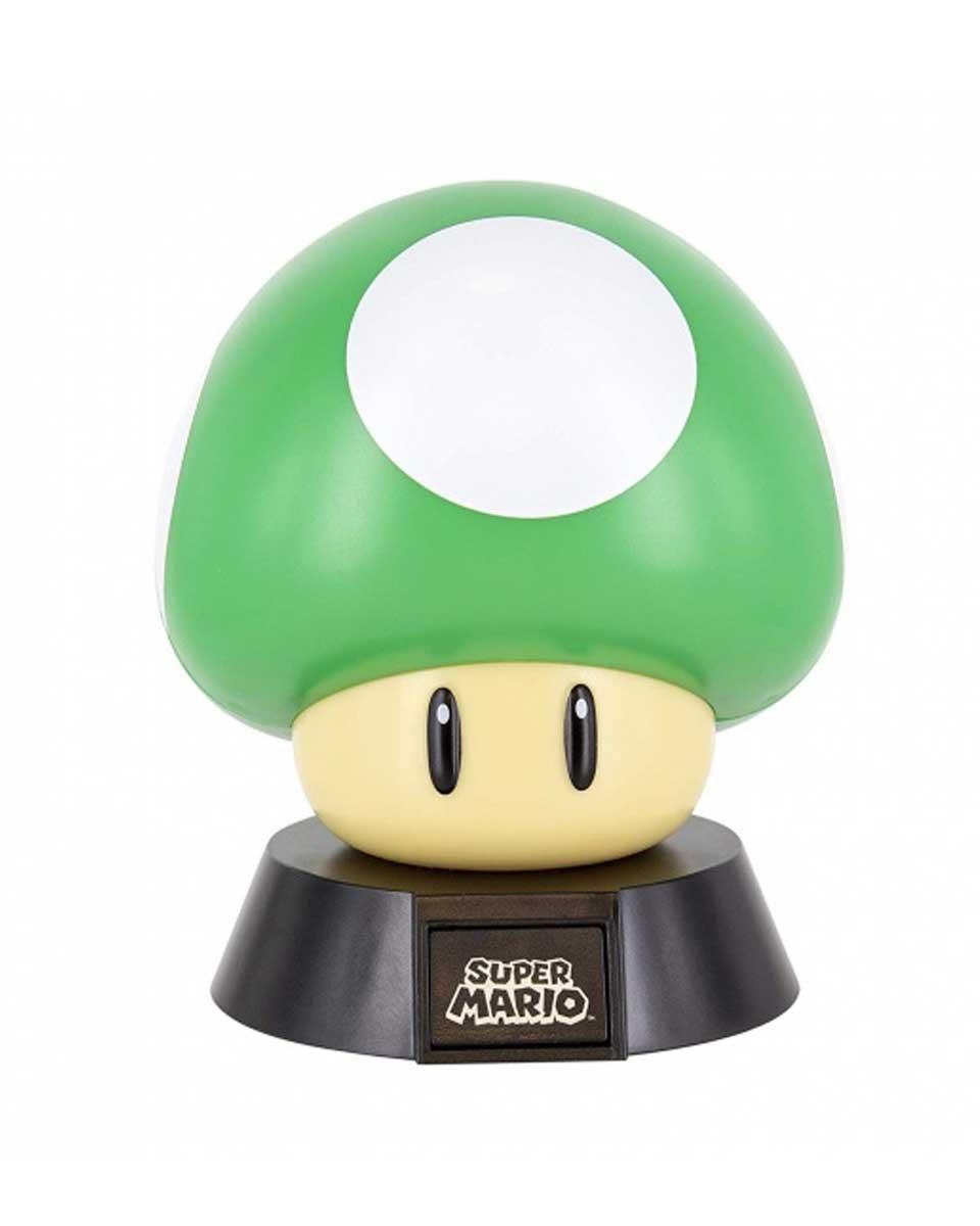 Lampa Paladone Icons - Super Mario Bros - 1Up Mushroom