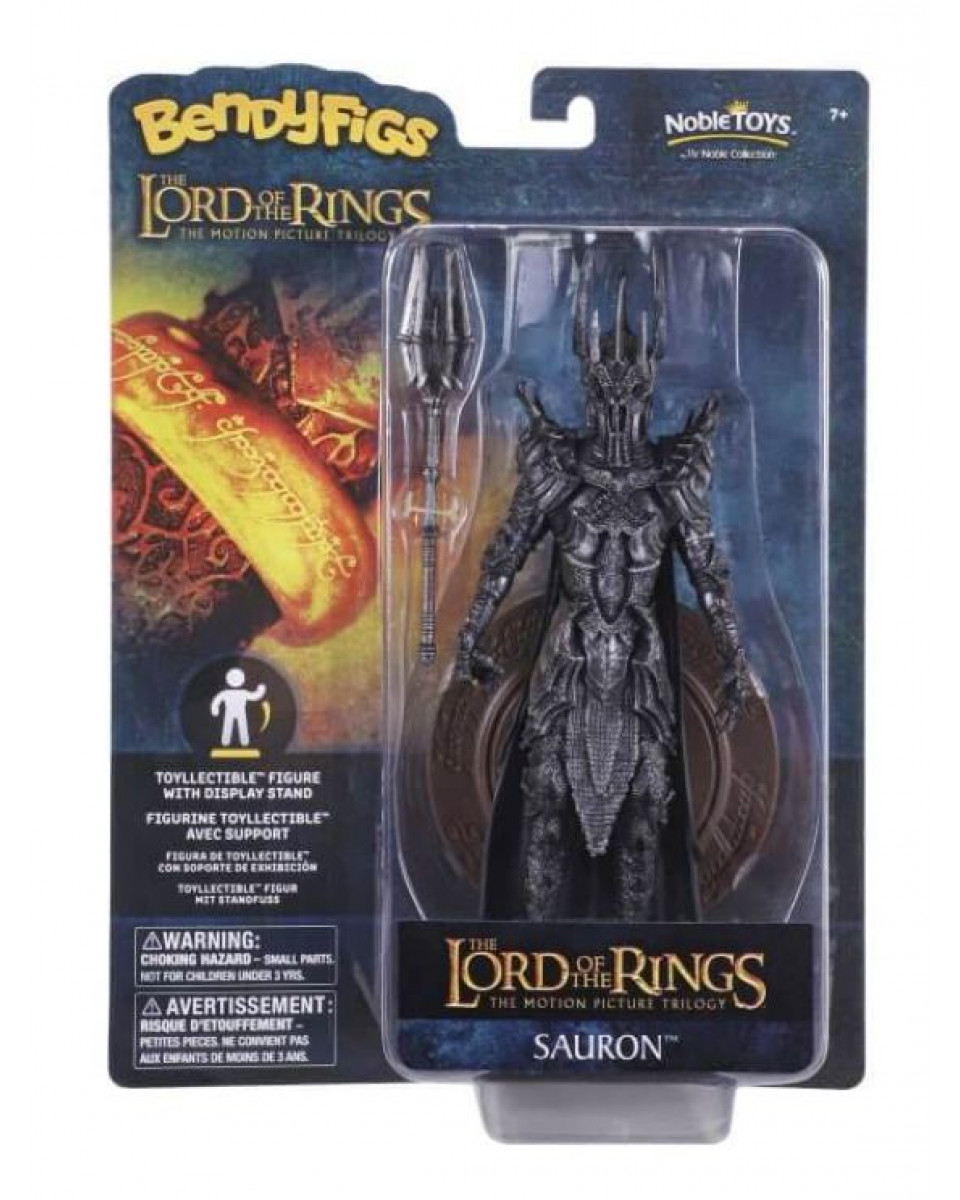 Bendable Figure Lord of the Rings - Sauron