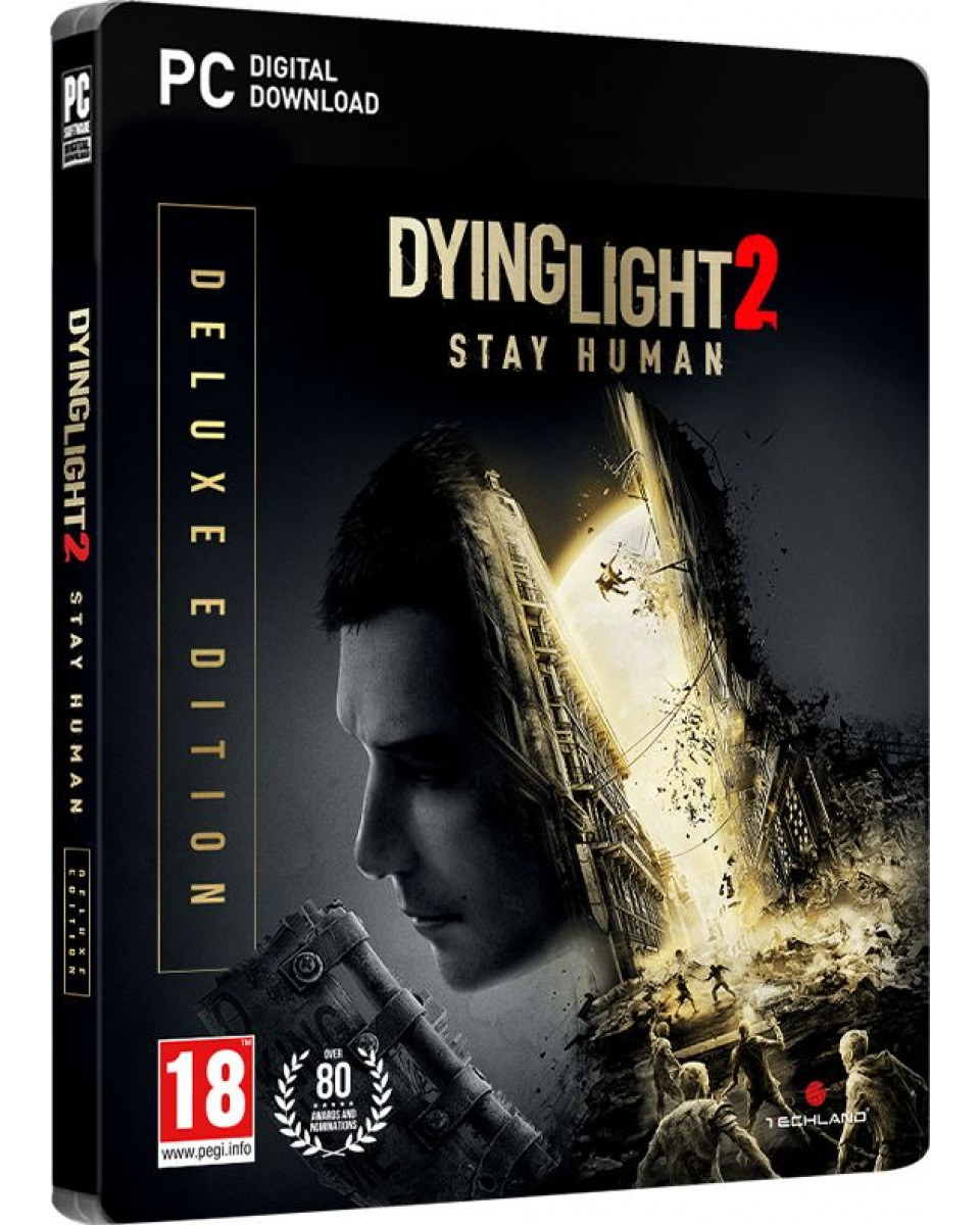 PC Dying Light 2 Stay Human Deluxe Edition