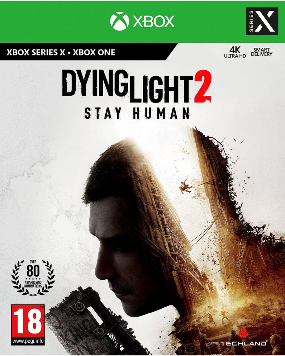 XBOX ONE XSX Dying Light 2 Stay Human