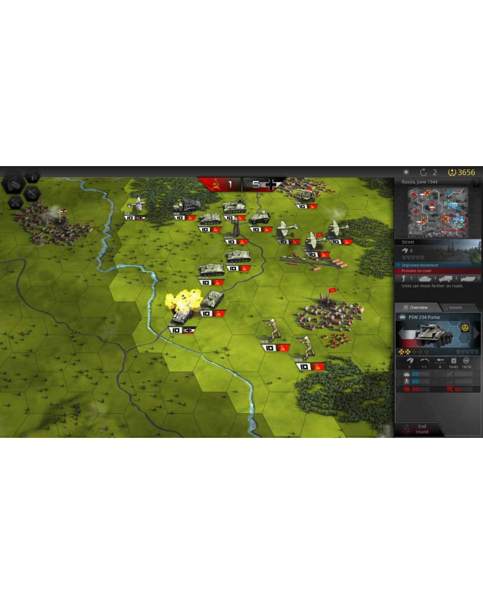 PCG Panzer Tactics HD
