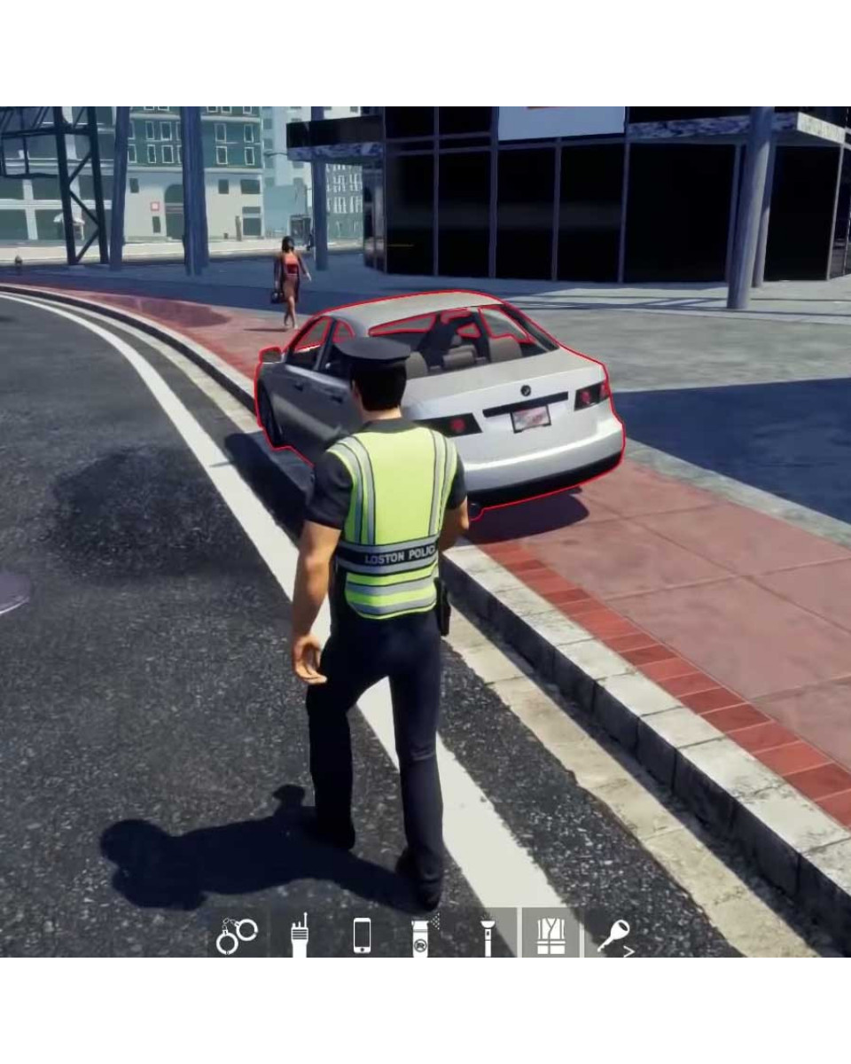 PCG Police Simulator 2