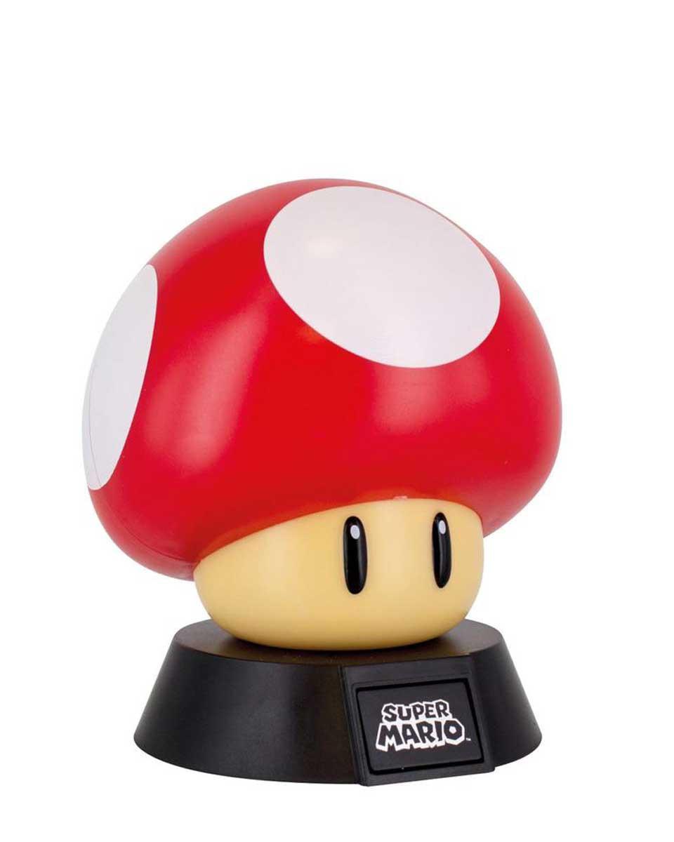 Lampa Nintendo Super Mario - Super Mushroom 3D Light