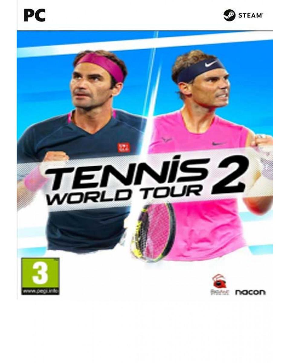 PCG Tennis World Tour 2