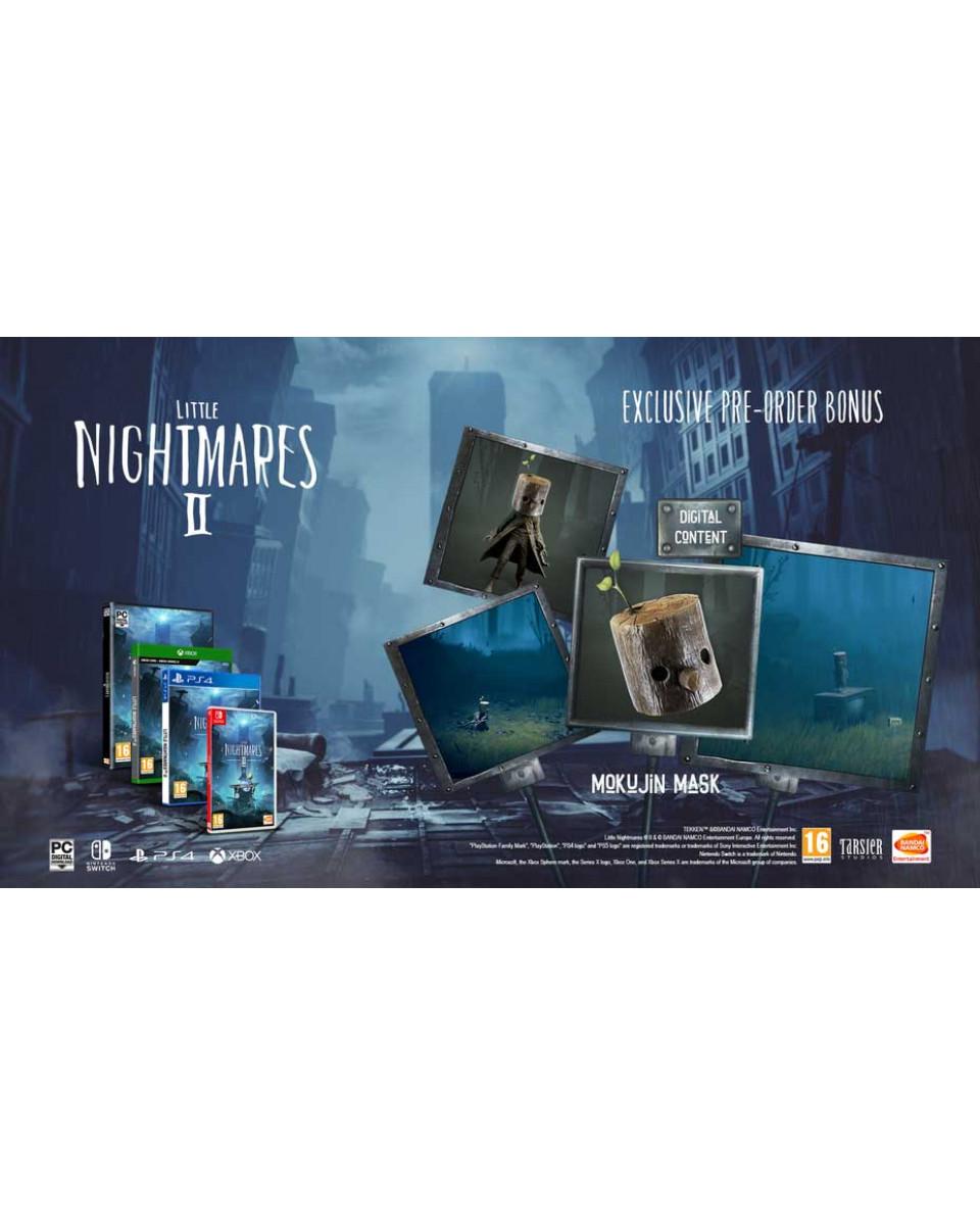 PS4 Little Nightmares 2