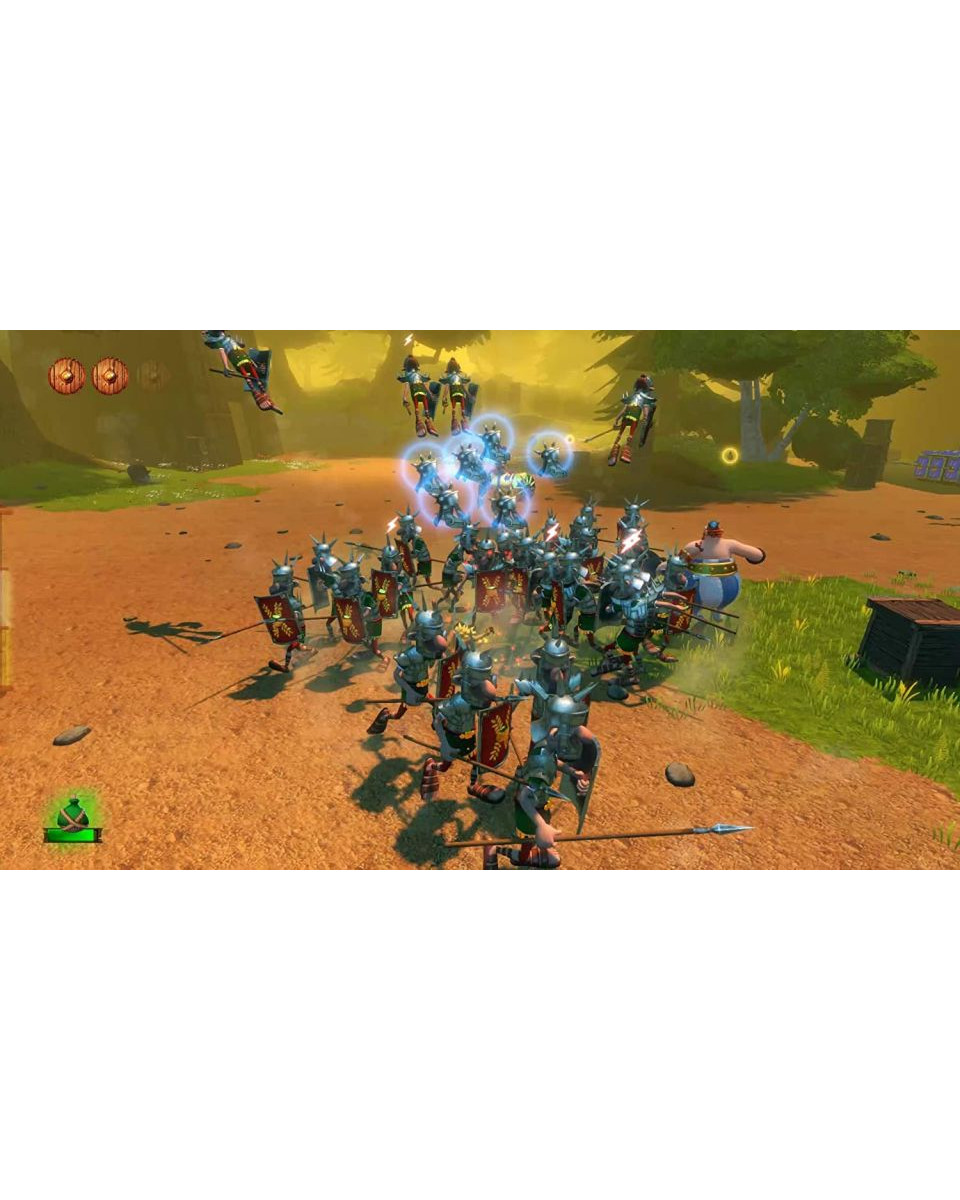 PS4 Asterix & Obelix XXL Collection