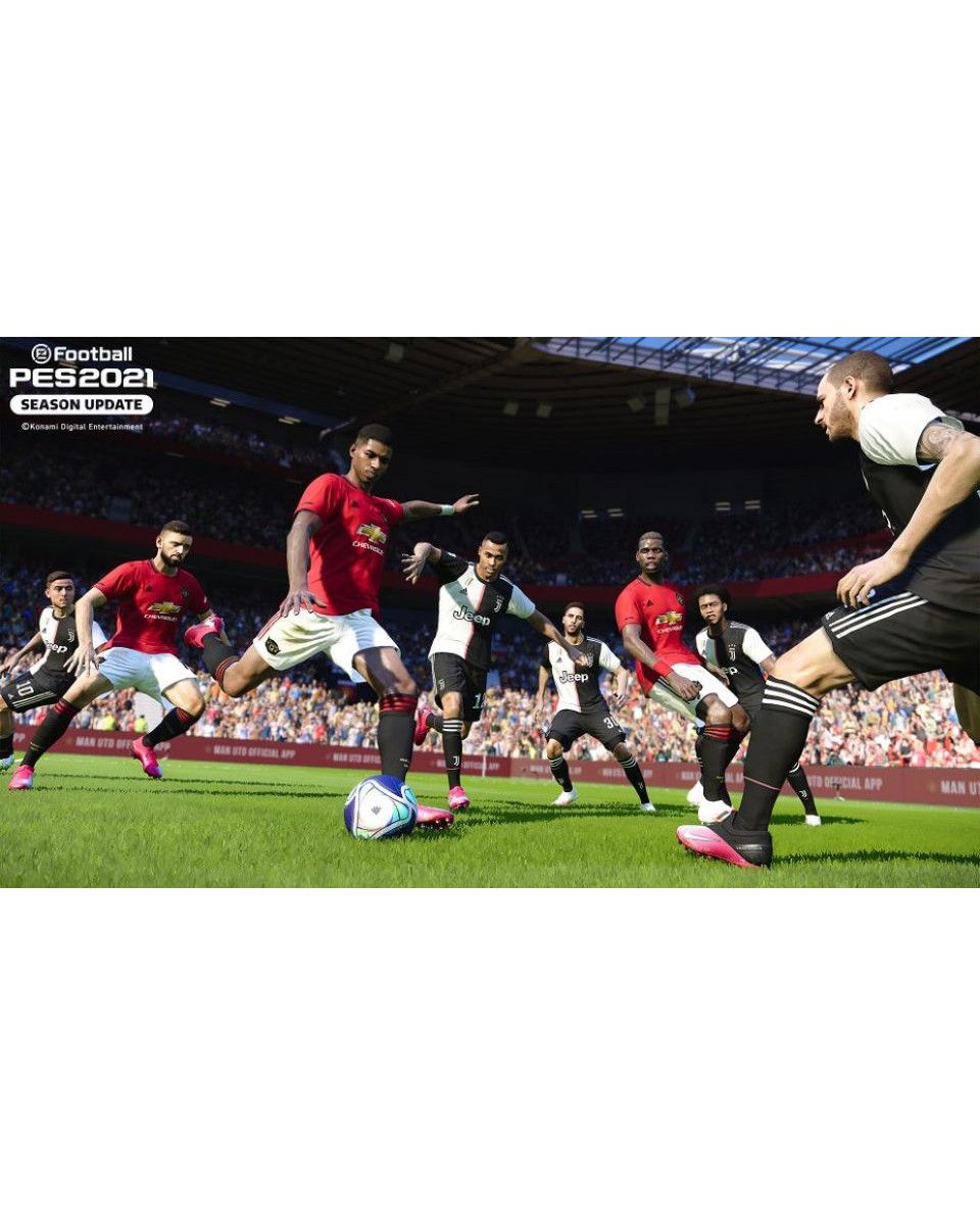 PS4 eFootball PES 2021 Season Update