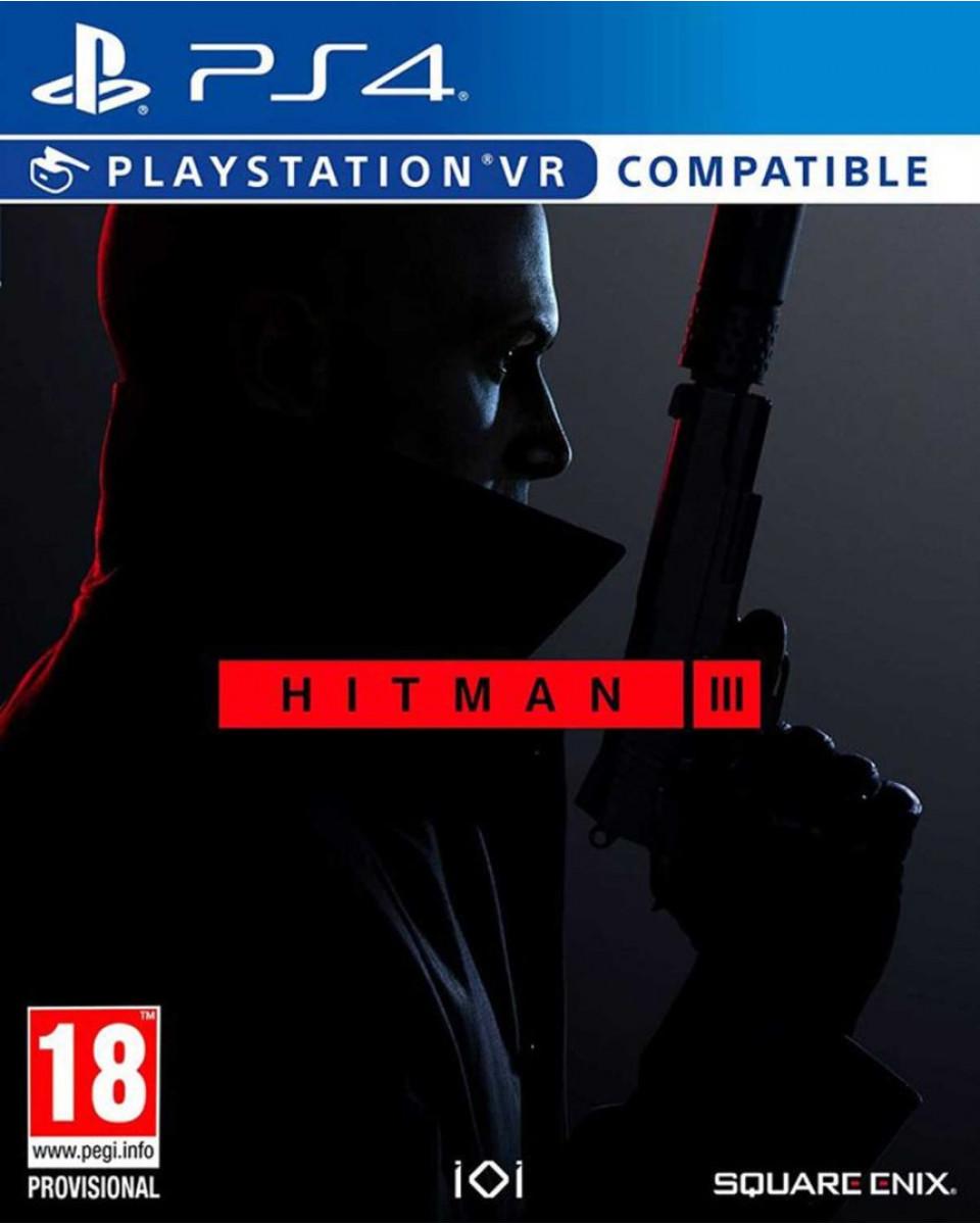 PS4 Hitman 3