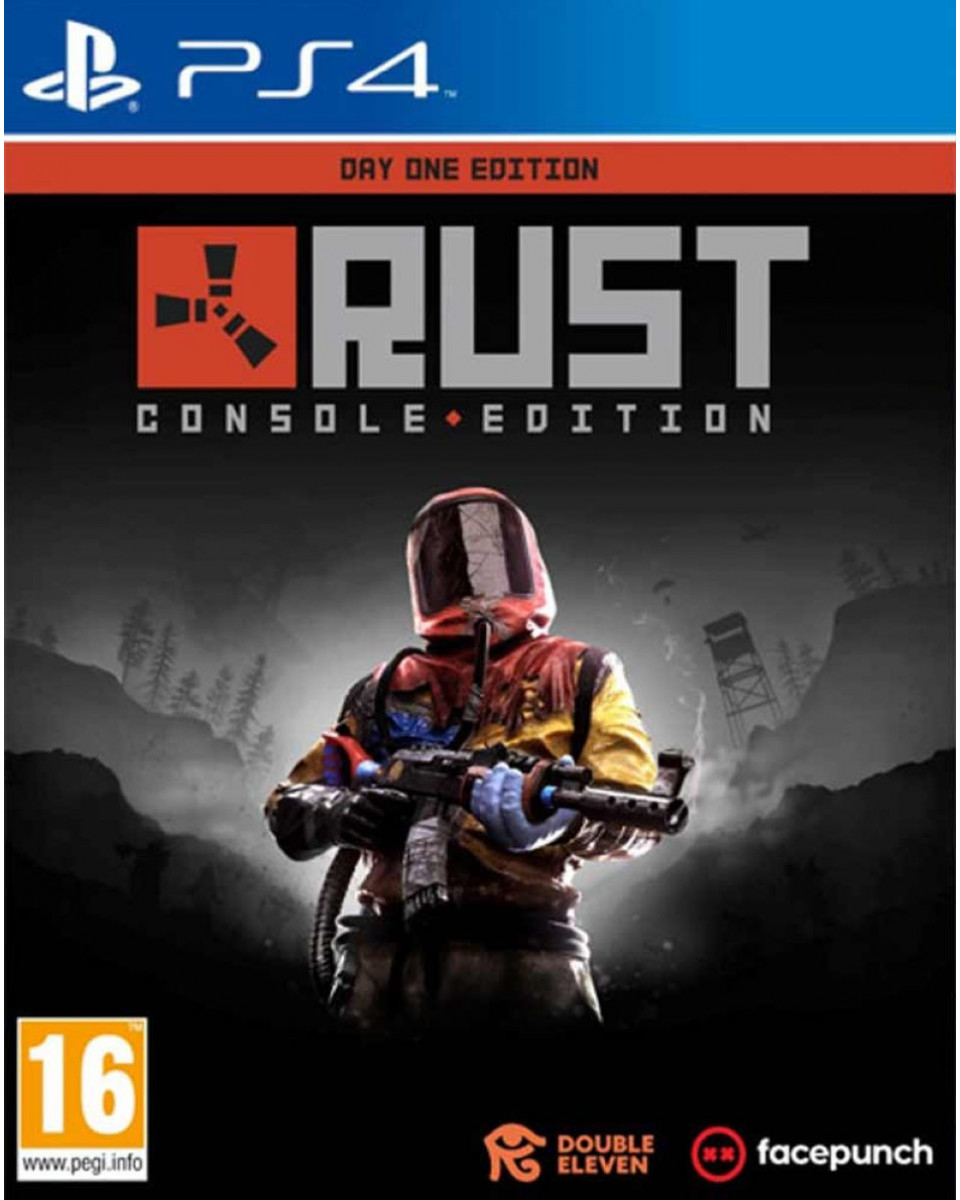 PS4 Rust Day One Edition