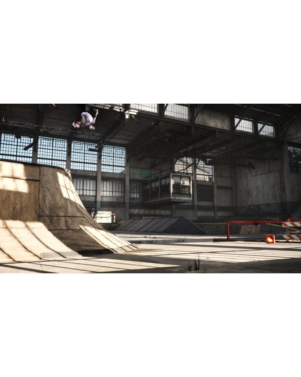 PS4 Tony Hawk's Pro Skater 1 and 2