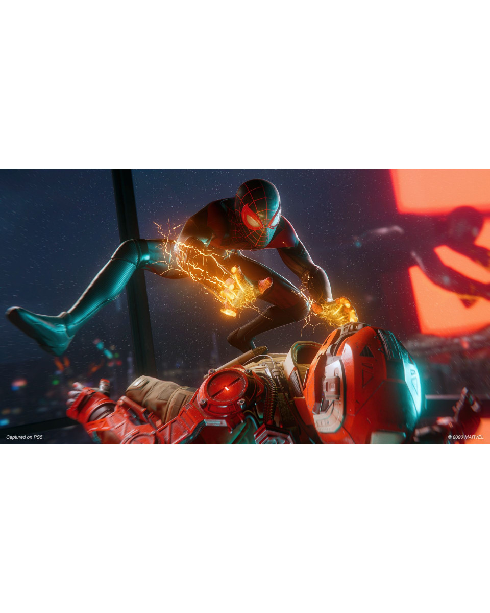PS5 Marvel's Spider-Man - Miles Morales