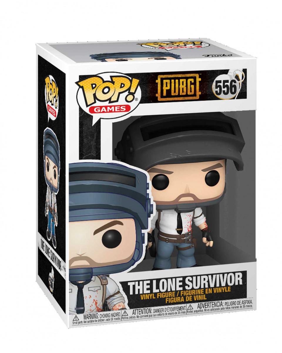 Bobble Figure PUBG POP! - The Lone Survivor