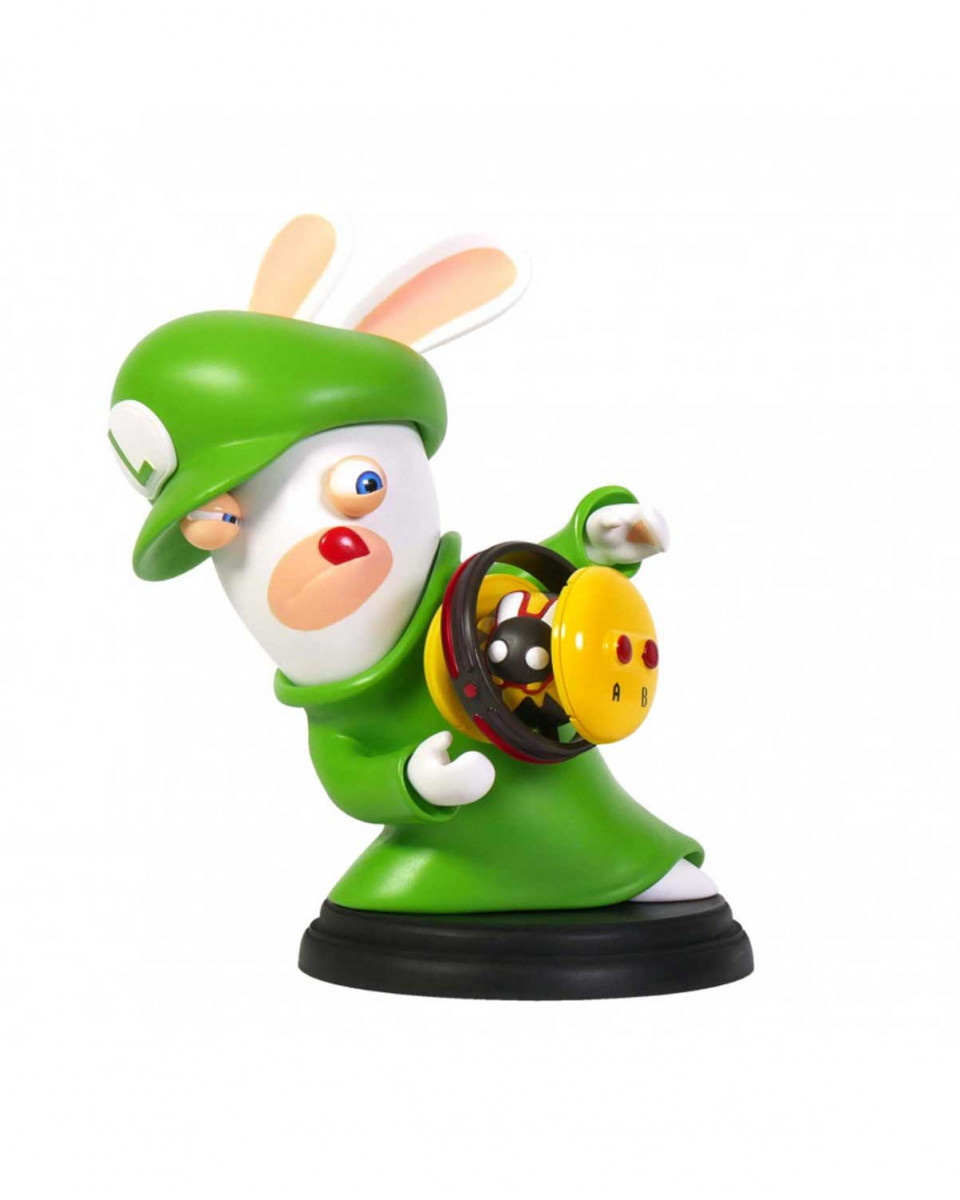 Mini Figure Mario Rabbids Kingdom Battle - Luigi