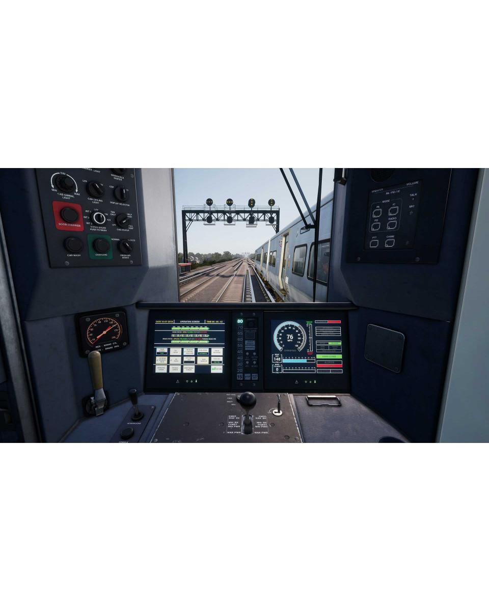 PCG Train Sim World