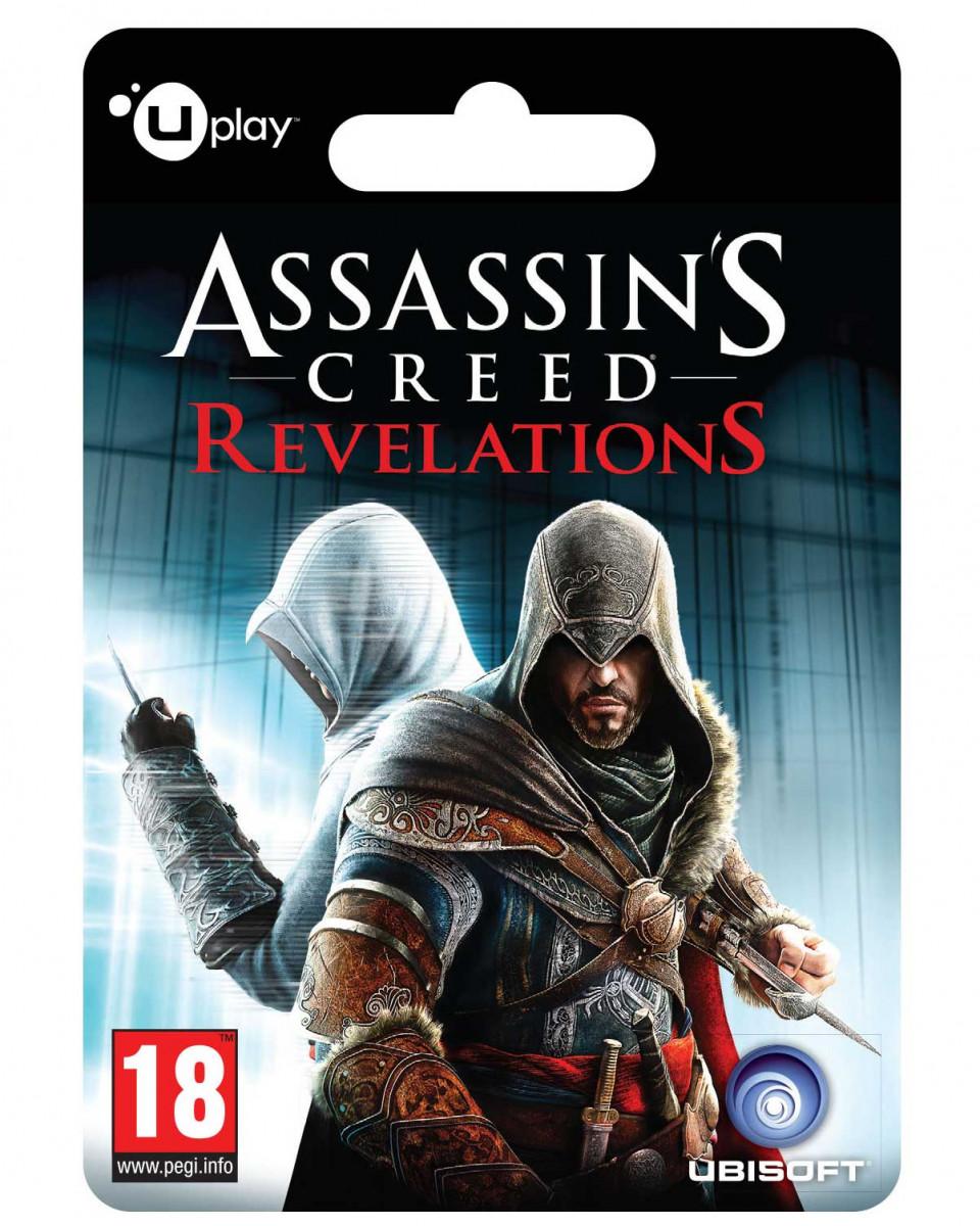 DIGITAL CODE - Assassin's Creed - Revelations