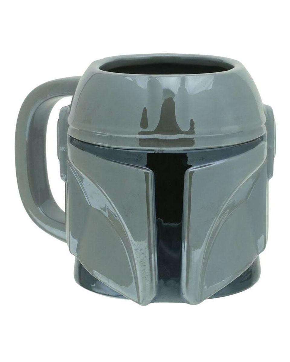 Šolja - Star Wars Mandalorian - 500 ml - The Mandalorian Shaped Mug