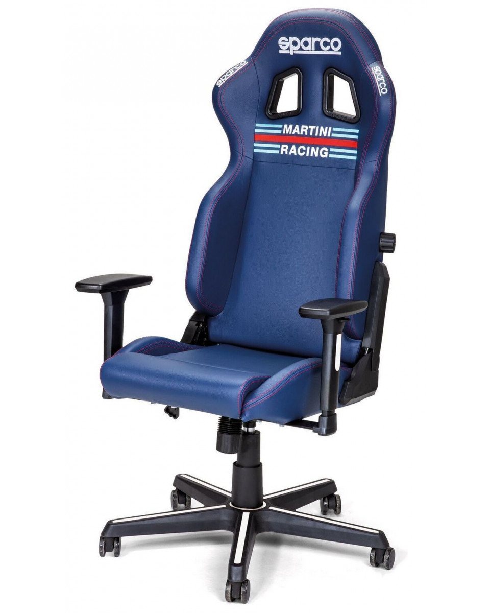 Gaming Stolica Sparco ICON MARTINI RACING