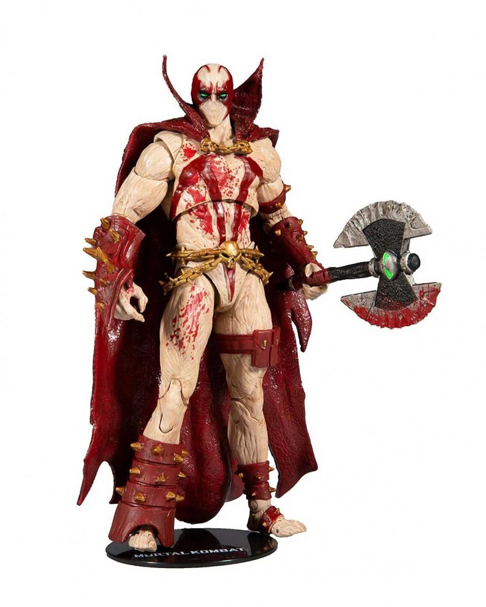 Action Figure Mortal Kombat 4 - Spawn Bloody