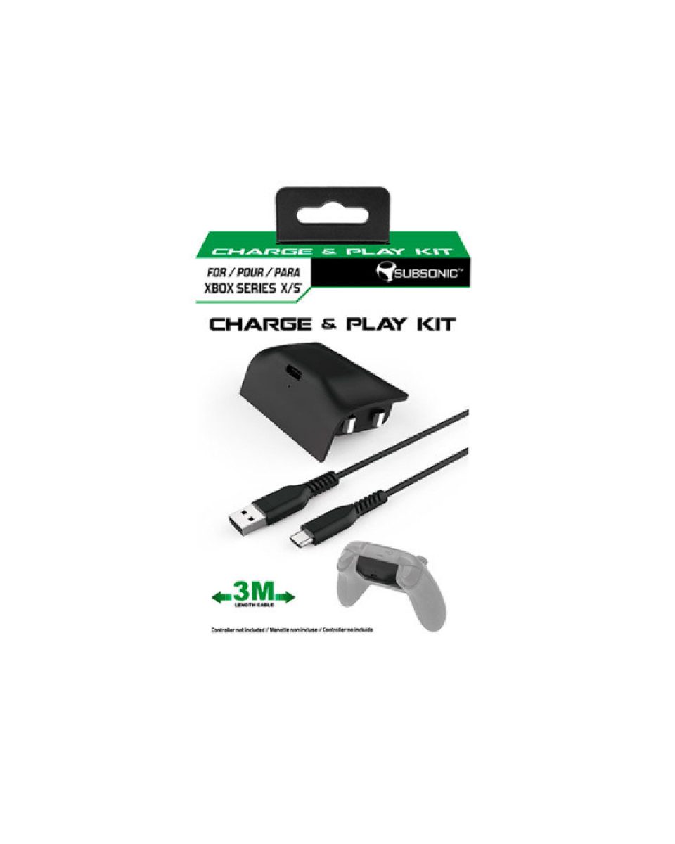 Subsonic Charge & Play Kit
