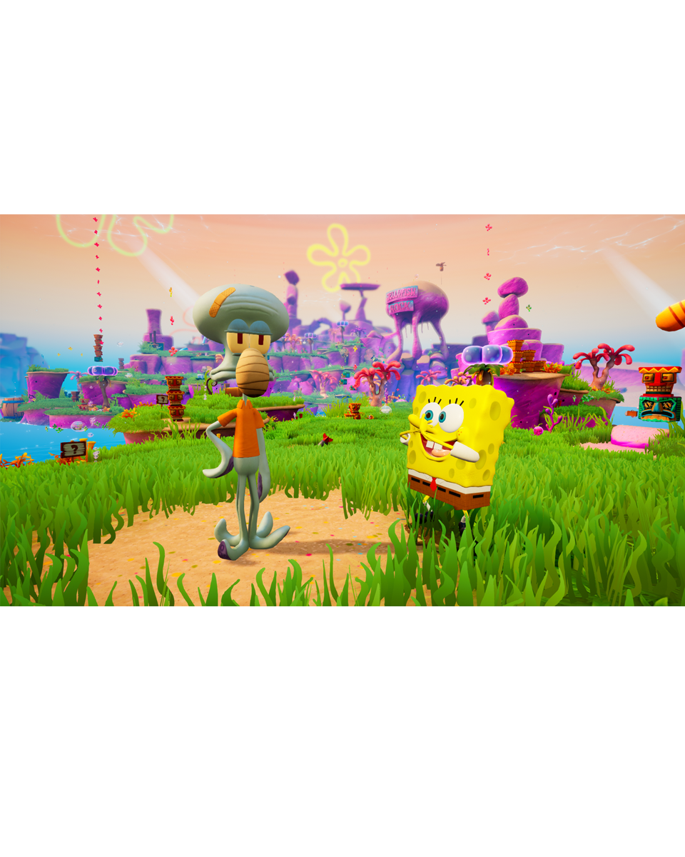 XBOX ONE Spongebob SquarePants: Battle for Bikini Bottom - Rehydrated