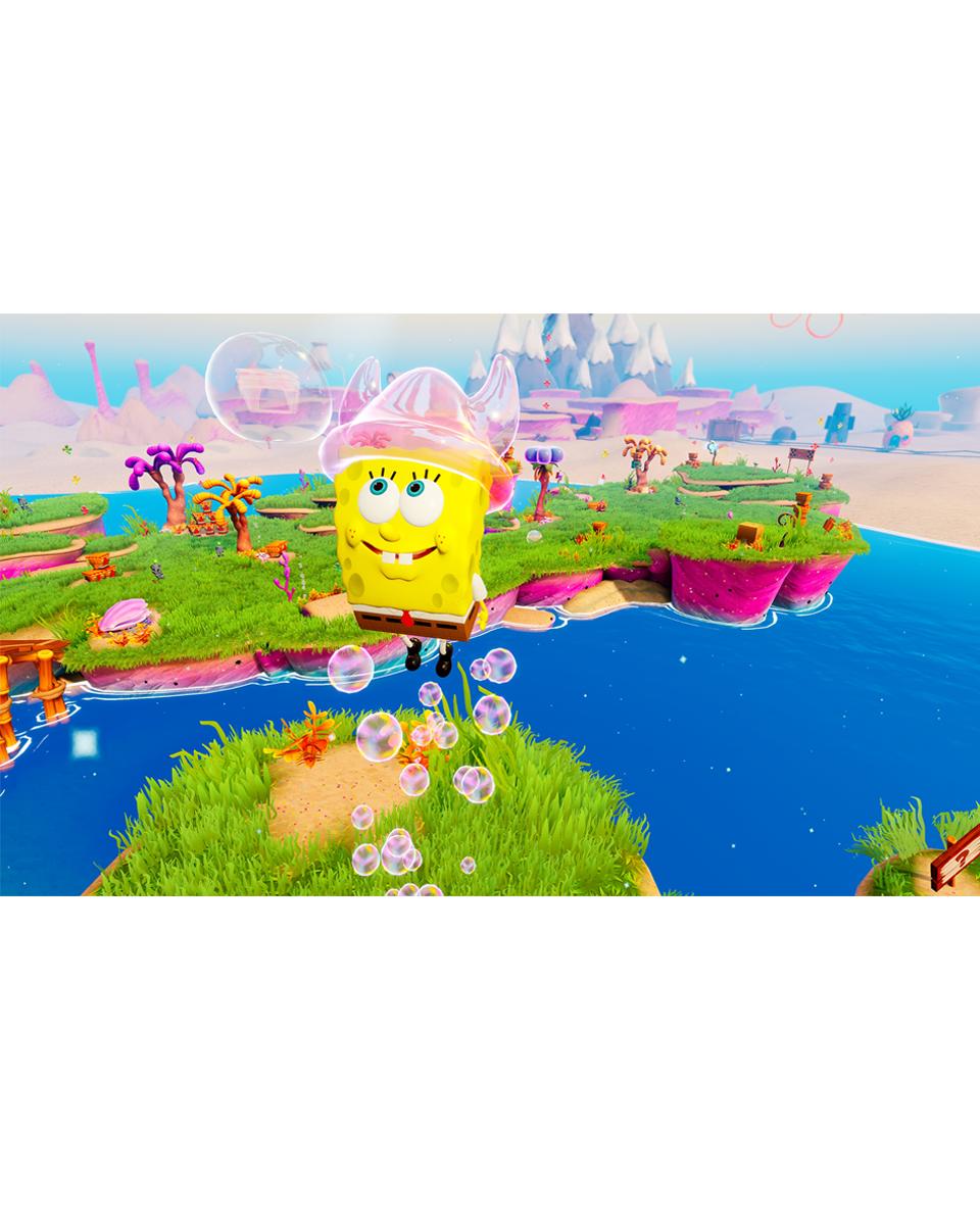 Switch Spongebob SquarePants: Battle for Bikini Bottom - Rehydrated