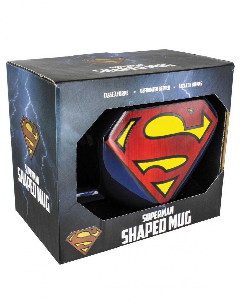Šolja DC Comics Superman Shaped Mug