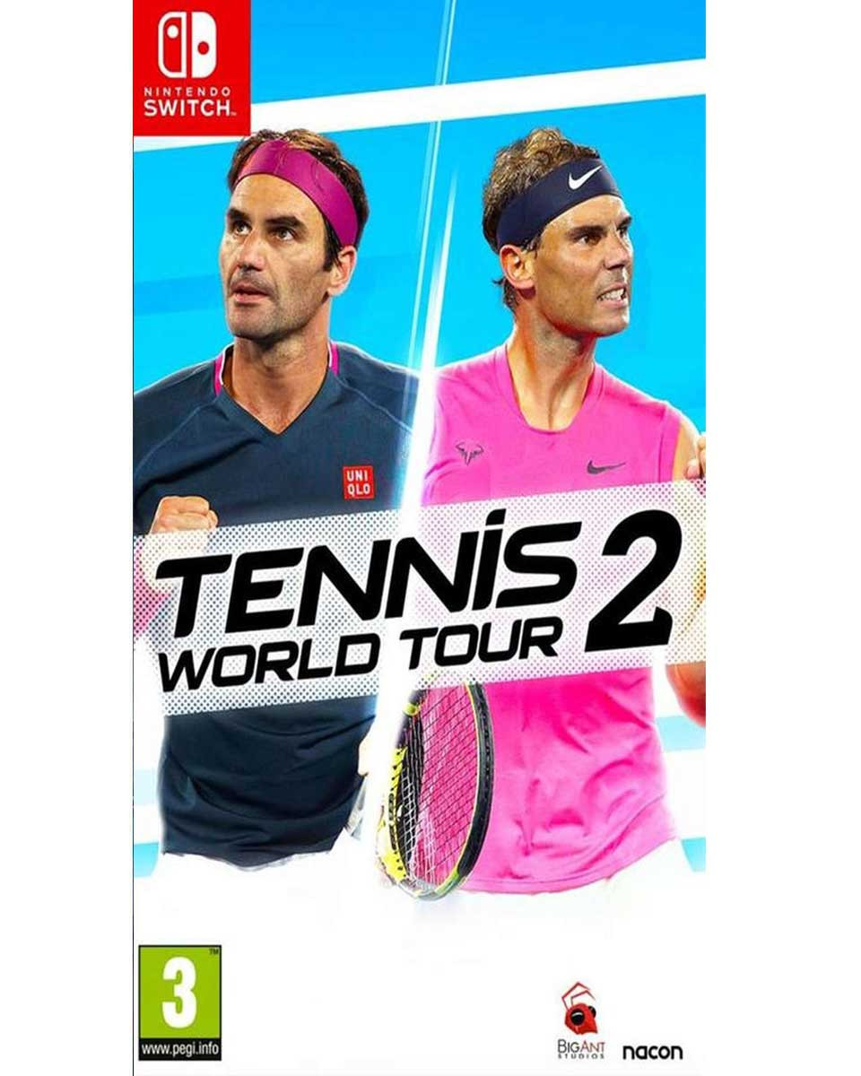 Switch Tennis World Tour 2