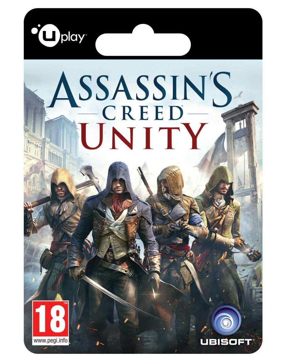 DIGITAL CODE - Assassin's Creed - Unity