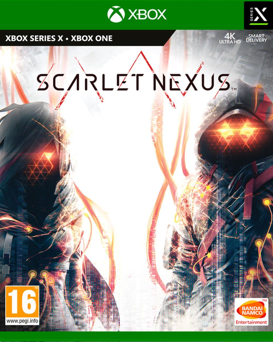 XBOX ONE XSX Scarlet Nexus