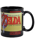 Šolja Nintendo The Legend of Zelda Mug