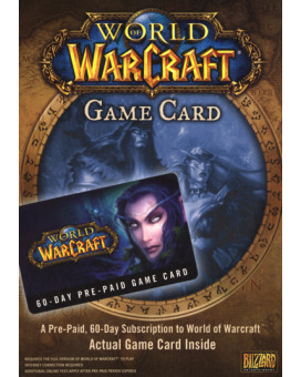 Game Card - Blizzard 60 Day