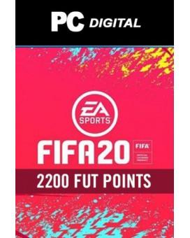 PCG FIFA 20 Ultimate Team - 2200 FUT Points